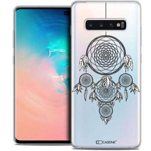 """Carcasa Crystal Gel Extra Fina Samsung Galaxy S10+ (6.4"""") Dreamy Attrape Rêves NB"""