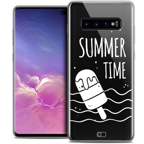 "Carcasa Crystal Gel Extra Fina Samsung Galaxy S10+ (6.4"") Summer Summer Time"