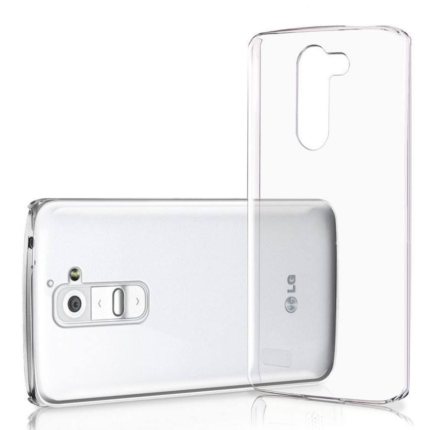 Carcasa LG G2 Crystal Extra Fina Transparente