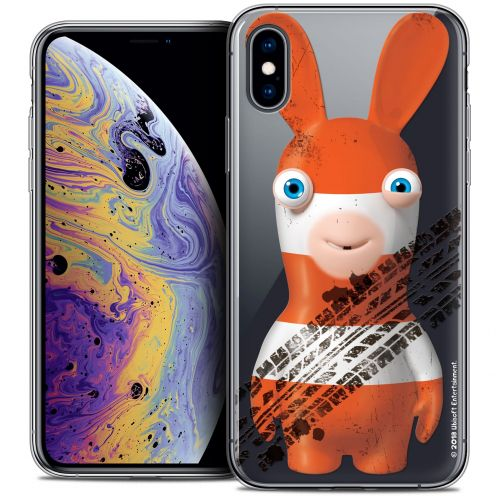 "Carcasa Crystal Gel Apple iPhone Xs Max (6.5"") Lapins Crétins™ On the Road"