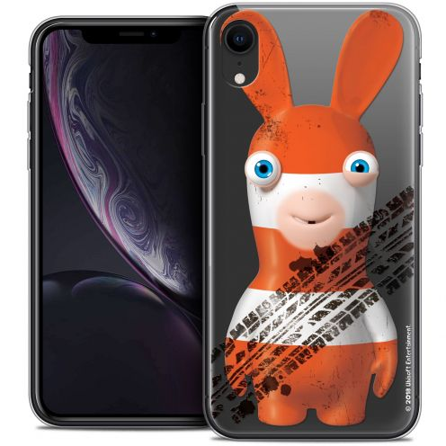 "Carcasa Crystal Gel Apple iPhone Xr (6.1"") Lapins Crétins™ On the Road"
