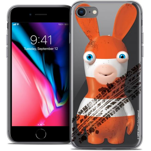 "Carcasa Crystal Gel Apple iPhone 7 (4.7"") Lapins Crétins™ On the Road"
