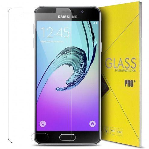 Protección de pantalla de vidrio templado Samsung Galaxy A3 (2016) Glass Pro+ 9H Ultra HD 0.33mm
