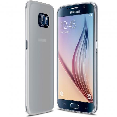 Carcasa Samsung Galaxy S6 Frozen Ice Extra Fina Gel