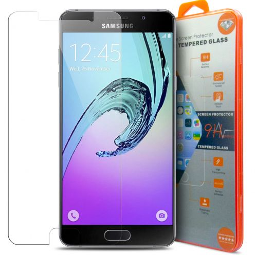 Protección de pantalla de vidrio templado Samsung Galaxy A7 (2016) Glass Pro+ 9H Ultra HD 0.33mm