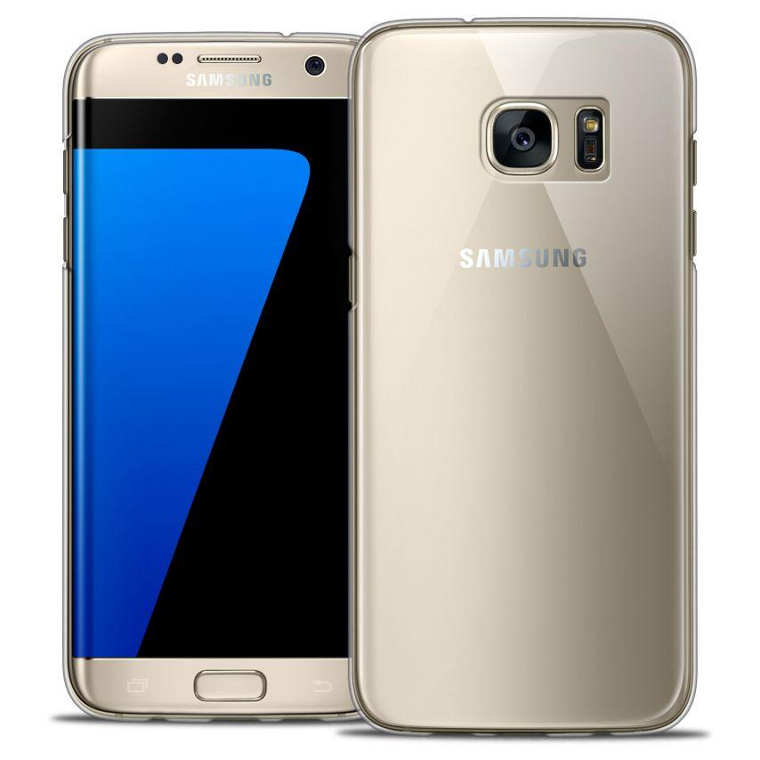 Carcasa Samsung Galaxy S7 Edge Crystal Extra Fina Transparente