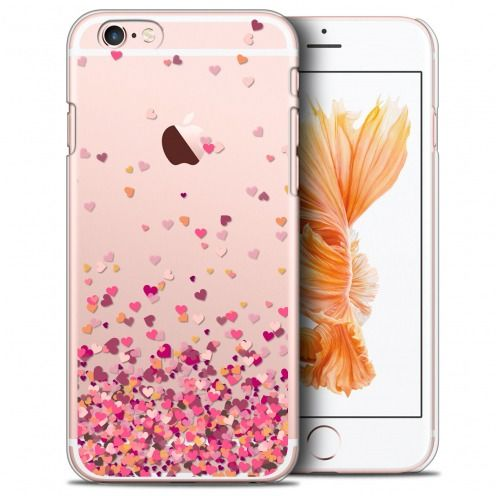 Carcasa Crystal Extra Fina iPhone 6/6s Sweetie Heart Flakes