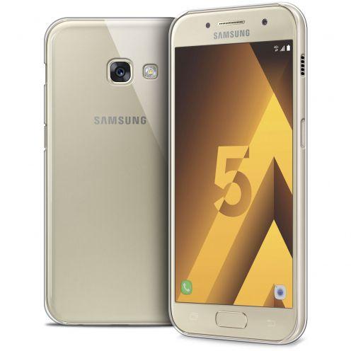 "Carcasa Extra Fina 1 mm Flexible Crystal Clear para Samsung Galaxy A5 2017 (A520) (5.2"")"