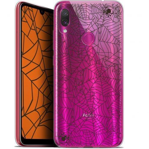 "Carcasa Gel Extra Fina Xiaomi Redmi Note 7 (6.3"") Halloween Spooky Spider"