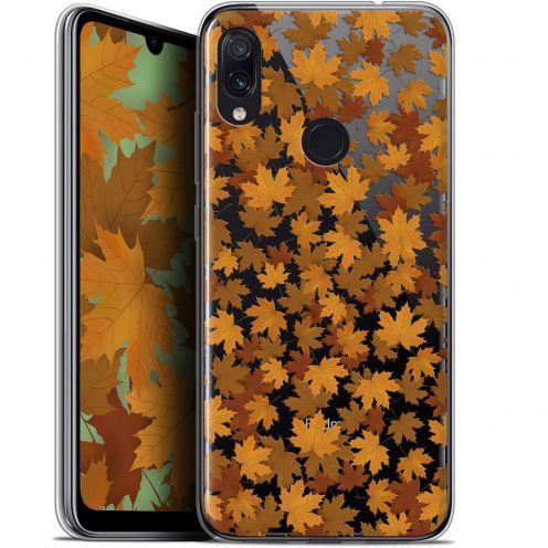 """Carcasa Gel Extra Fina Xiaomi Redmi Note 7 (6.3"""") Autumn 16 Feuilles"""