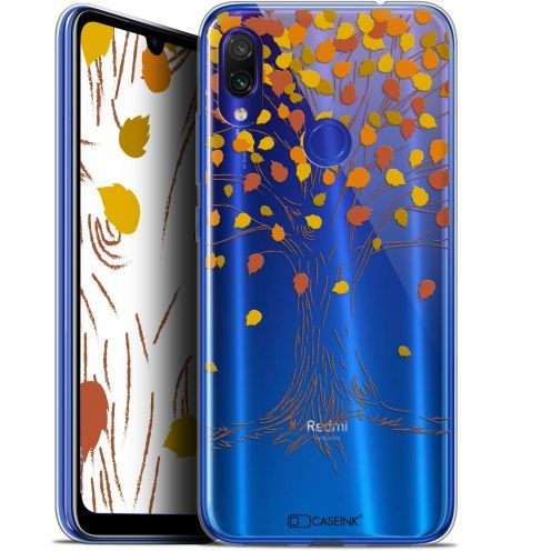 "Carcasa Gel Extra Fina Xiaomi Redmi Note 7 (6.3"") Autumn 16 Tree"