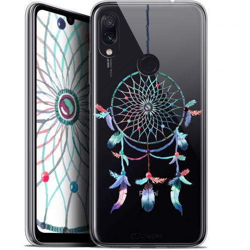 "Carcasa Gel Extra Fina Xiaomi Redmi Note 7 (6.3"") Dreamy Attrape Rêves Rainbow"