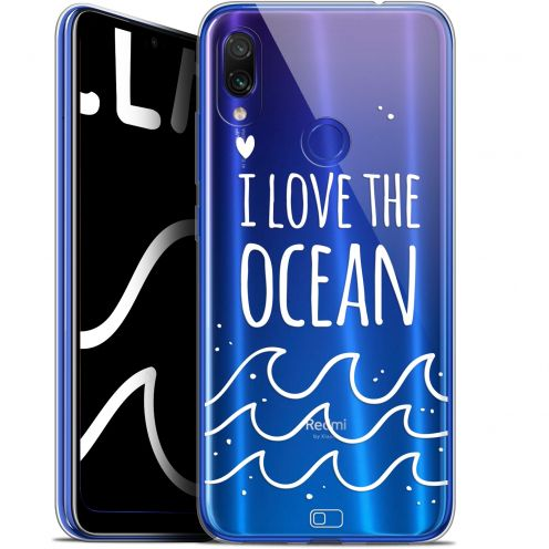 "Carcasa Gel Extra Fina Xiaomi Redmi Note 7 (6.3"") Summer I Love Ocean"