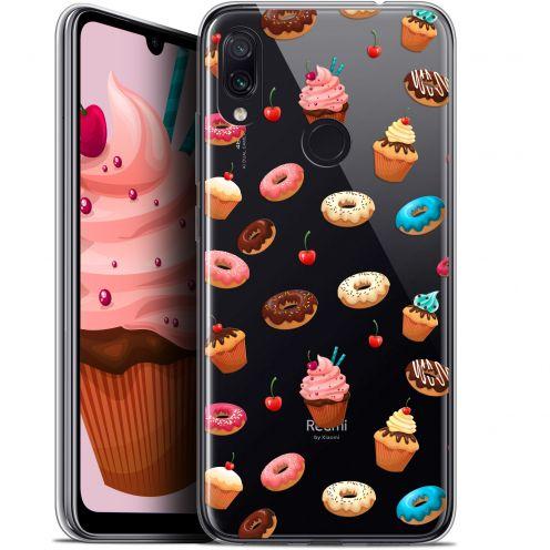 "Carcasa Gel Extra Fina Xiaomi Redmi Note 7 (6.3"") Foodie Donuts"