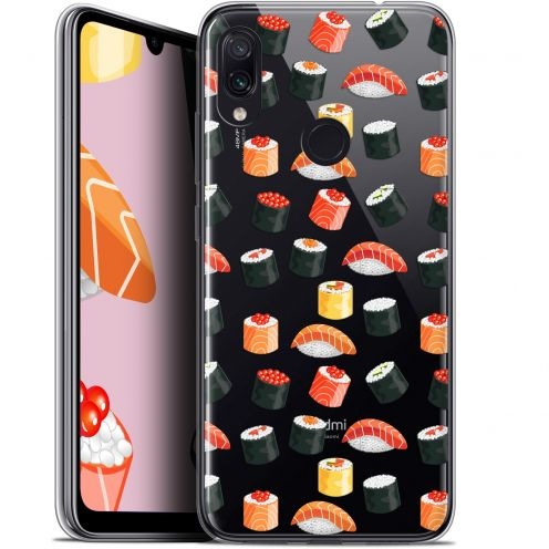 "Carcasa Gel Extra Fina Xiaomi Redmi Note 7 (6.3"") Foodie Sushi"