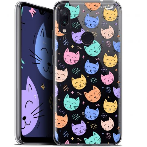 "Carcasa Gel Extra Fina Xiaomi Redmi Note 7 (6.3"") Design Chat Dormant"