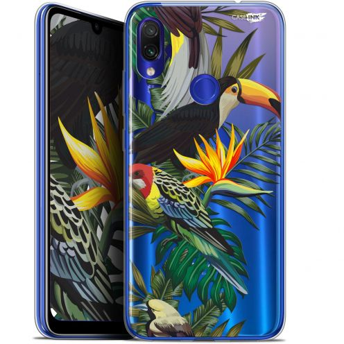 "Carcasa Gel Extra Fina Xiaomi Redmi Note 7 (6.3"") Design Toucan Tropical"