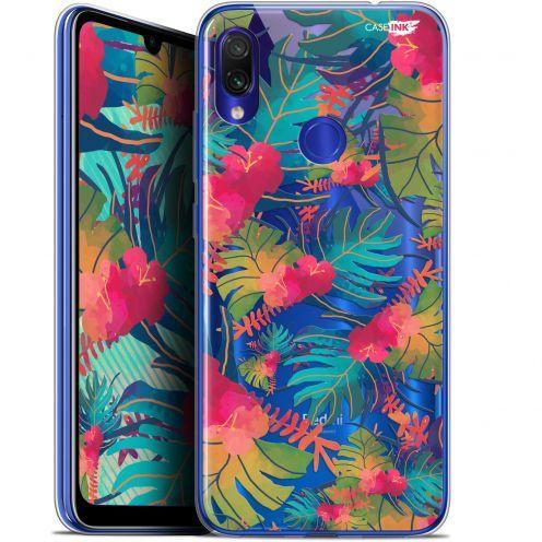 """Carcasa Gel Extra Fina Xiaomi Redmi Note 7 (6.3"""") Design Couleurs des Tropiques"""