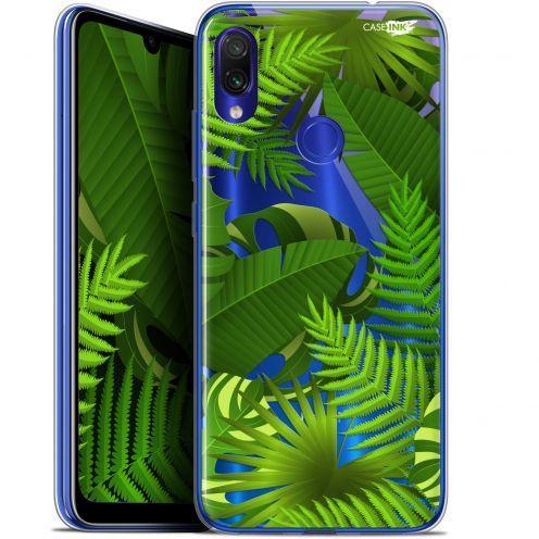 """Carcasa Gel Extra Fina Xiaomi Redmi Note 7 (6.3"""") Design Plantes des Tropiques"""