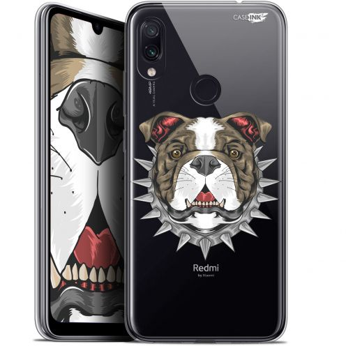 "Carcasa Gel Extra Fina Xiaomi Redmi Note 7 (6.3"") Design Doggy"