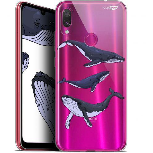 "Carcasa Gel Extra Fina Xiaomi Redmi Note 7 (6.3"") Design Les 3 Baleines"
