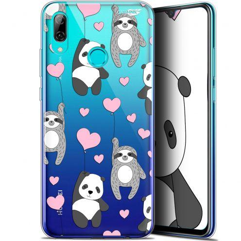 "Carcasa Crystal Gel Extra Fina Huawei P Smart 2019 (6.21"") Design Panda'mour"
