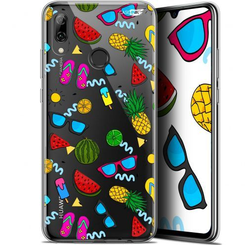 "Carcasa Crystal Gel Extra Fina Huawei P Smart 2019 (6.21"") Design Summers"