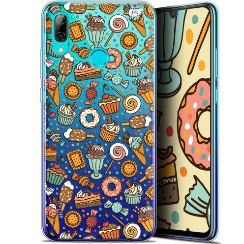 "Carcasa Crystal Gel Extra Fina Huawei P Smart 2019 (6.21"") Design Bonbons"