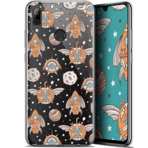 "Carcasa Crystal Gel Extra Fina Huawei P Smart 2019 (6.21"") Design Punk Space"
