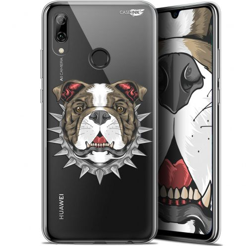 "Carcasa Crystal Gel Extra Fina Huawei P Smart 2019 (6.21"") Design Doggy"