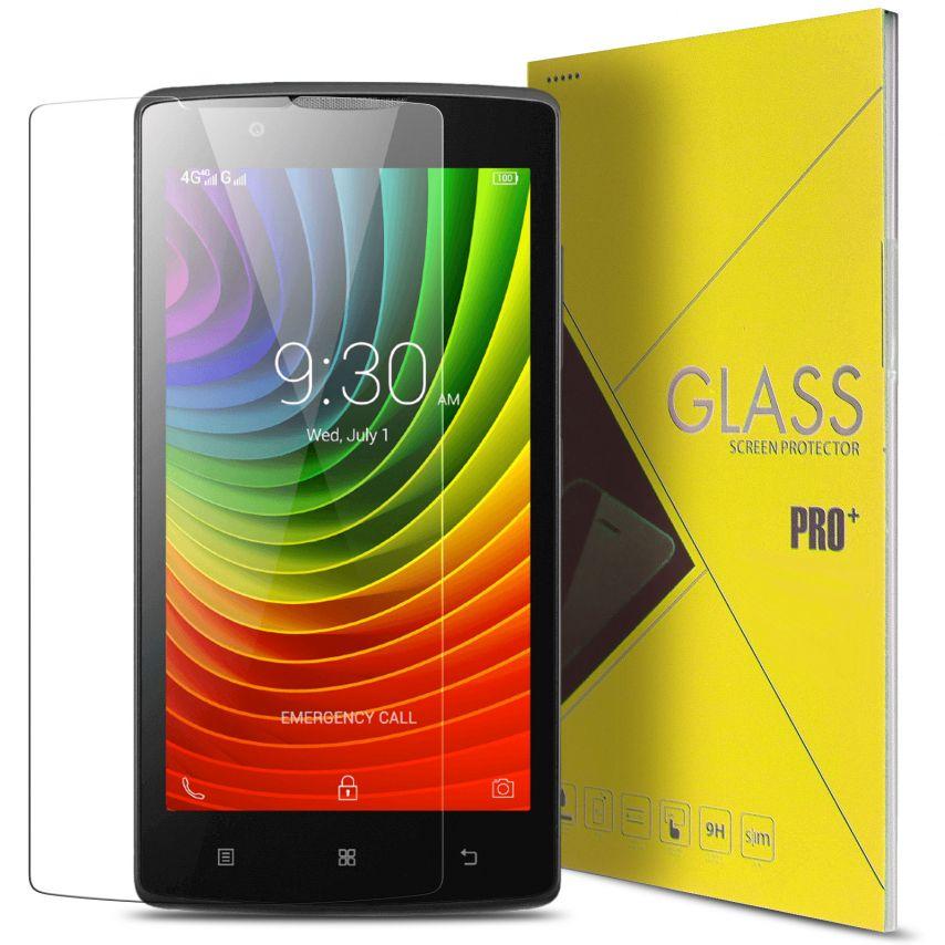 Protección de pantalla de vidrio templado Lenovo A1000 Glass Pro+ 9H Ultra HD XthicknessX