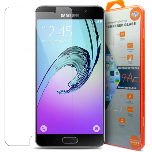 Protección de pantalla de vidrio templado Samsung Galaxy A5 2016 (A510) Glass Pro+ 9H Ultra HD XthicknessX