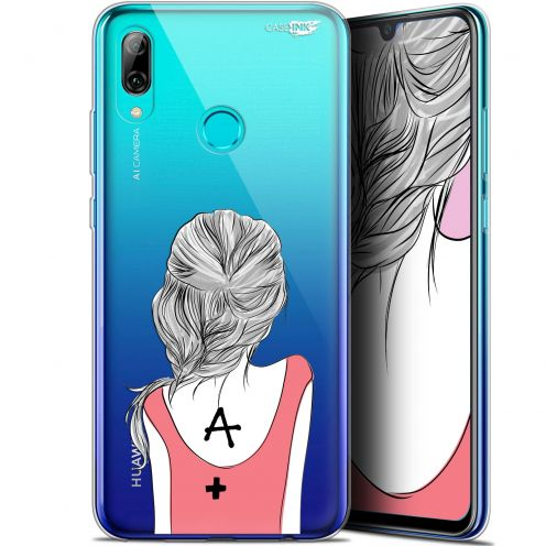 "Carcasa Crystal Gel Extra Fina Huawei P Smart 2019 (6.21"") Design See You"