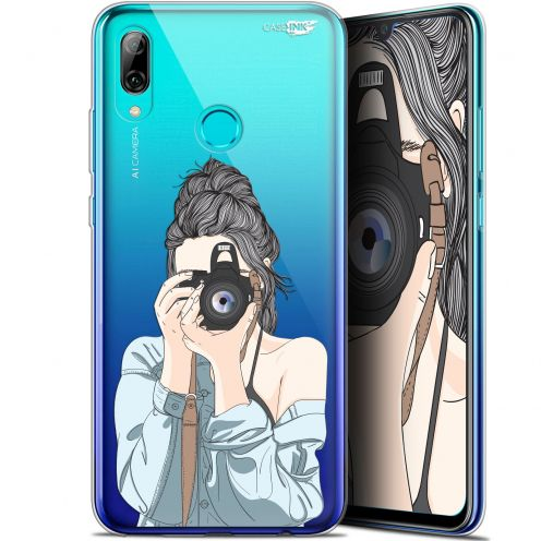 "Carcasa Crystal Gel Extra Fina Huawei P Smart 2019 (6.21"") Design La Photographe"