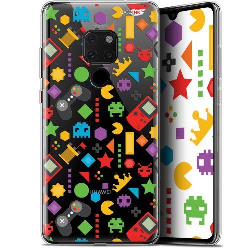 "Carcasa Crystal Gel Extra Fina Huawei Mate 20 (6.5"") Design PacMan"