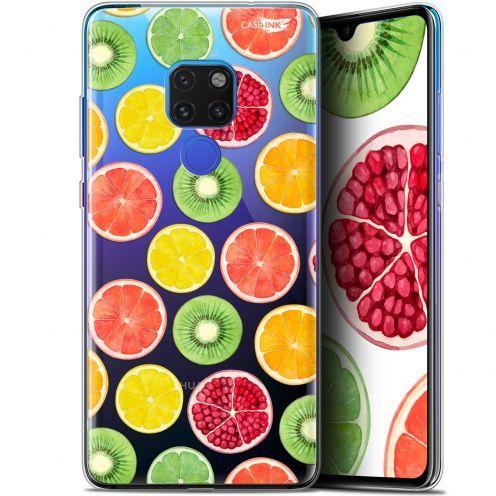 "Carcasa Crystal Gel Extra Fina Huawei Mate 20 (6.5"") Design Fruity Fresh"