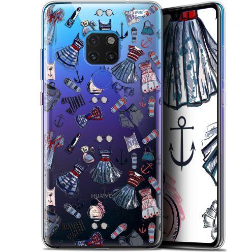 "Carcasa Crystal Gel Extra Fina Huawei Mate 20 (6.5"") Design Fashionista"