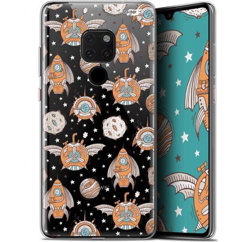 "Carcasa Crystal Gel Extra Fina Huawei Mate 20 (6.5"") Design Punk Space"