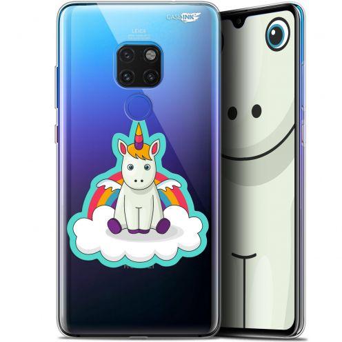 "Carcasa Crystal Gel Extra Fina Huawei Mate 20 (6.5"") Design Bébé Licorne"