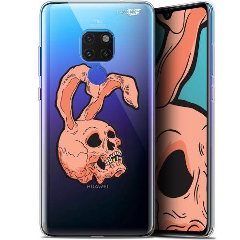 "Carcasa Crystal Gel Extra Fina Huawei Mate 20 (6.5"") Design Rabbit Skull"