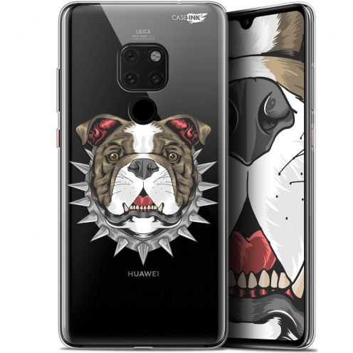 "Carcasa Crystal Gel Extra Fina Huawei Mate 20 (6.5"") Design Doggy"