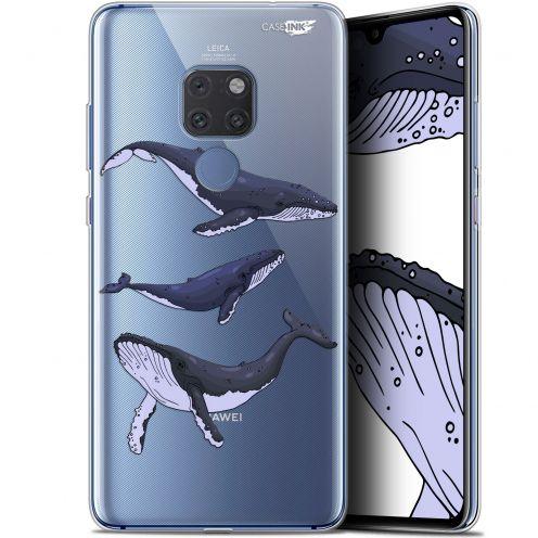 "Carcasa Crystal Gel Extra Fina Huawei Mate 20 (6.5"") Design Les 3 Baleines"