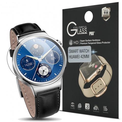 Protección de pantalla de vidrio templado Huawei Watch 42mm Glass Pro+ 9H Ultra HD 0.33mm