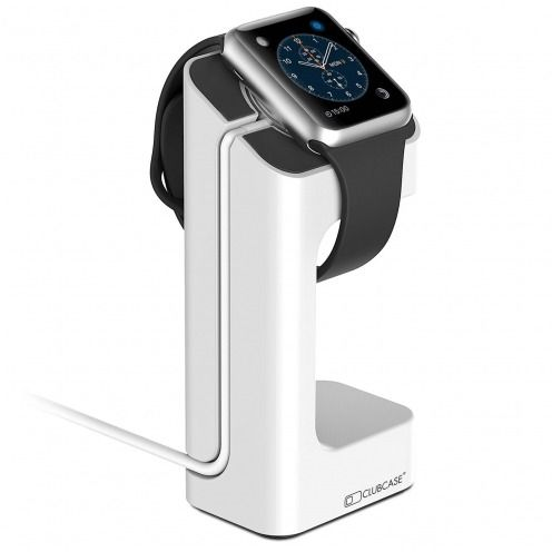 Soporte para Apple Watch 38-42 mm blanco laquado