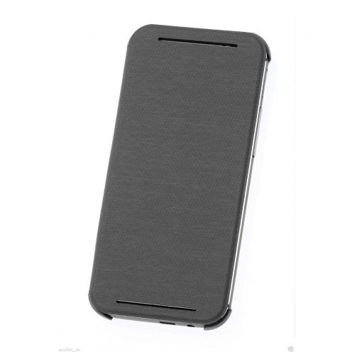 Flip Cover oficial HTC Cubierta HTC One M8 Negro