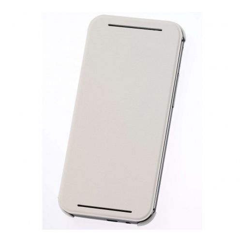 Flip Cover oficial HTC Cubierta HTC One M8 Blanco