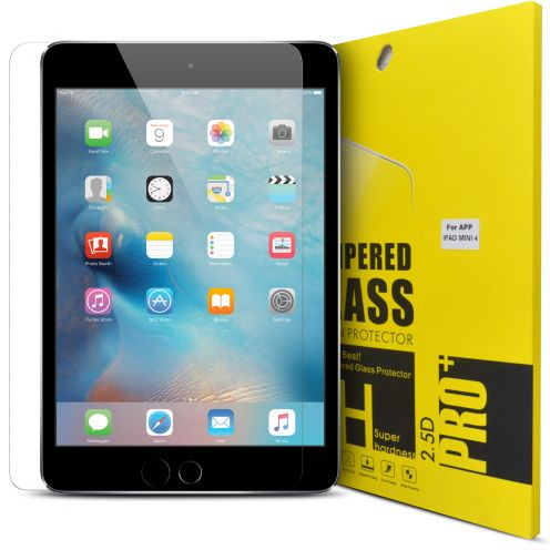 Protección de pantalla de vidrio templado Apple iPad Mini 4 Glass Pro+ 9H Ultra HD 0.33mm