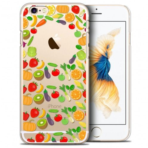 Carcasa Crystal Extra Fina iPhone 6/6s Plus 5.5 Foodie Healthy