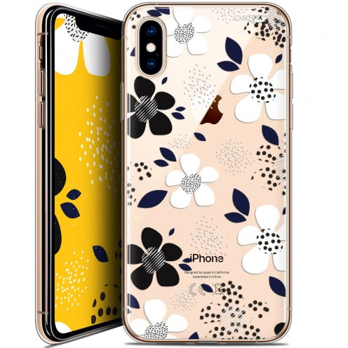 Carcasa Crystal Gel Extra Fina Apple iPhone X (10) Design Marimeko Style