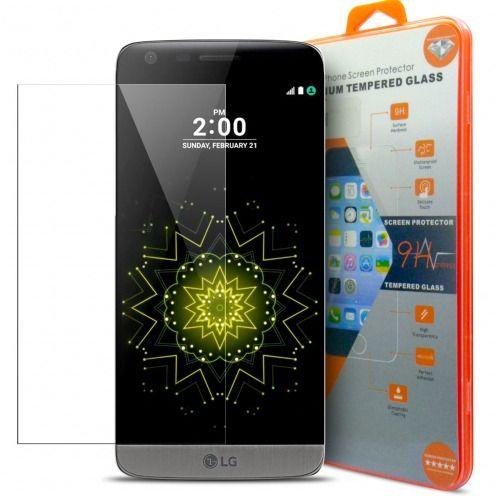 Protección de pantalla de vidrio templado LG G5 Glass Pro+ 9H Ultra HD 0.33mm